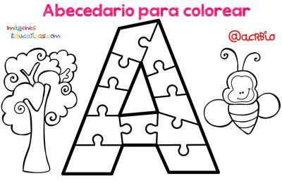 Abecedario para colorear (1)