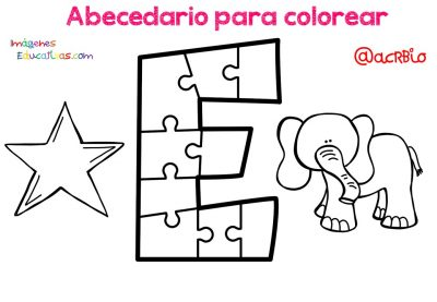 Abecedario para colorear (5)