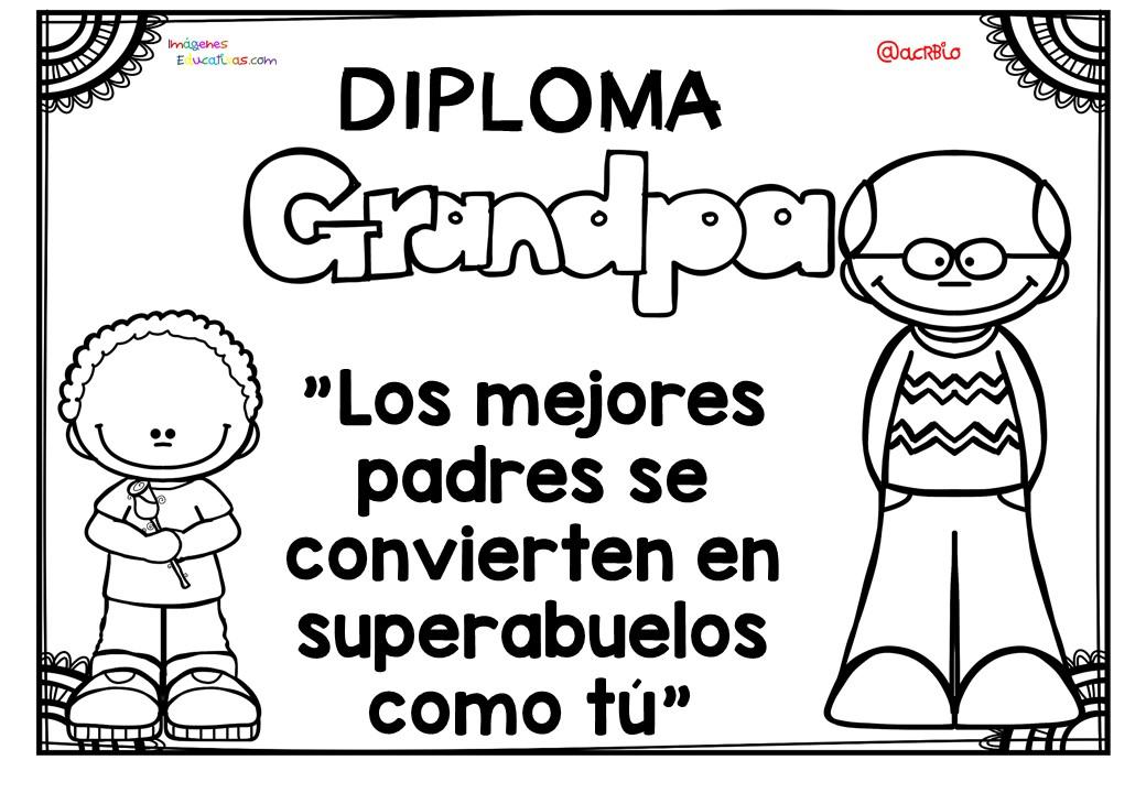 Diplomas da del Padre 2  Imagenes Educativas