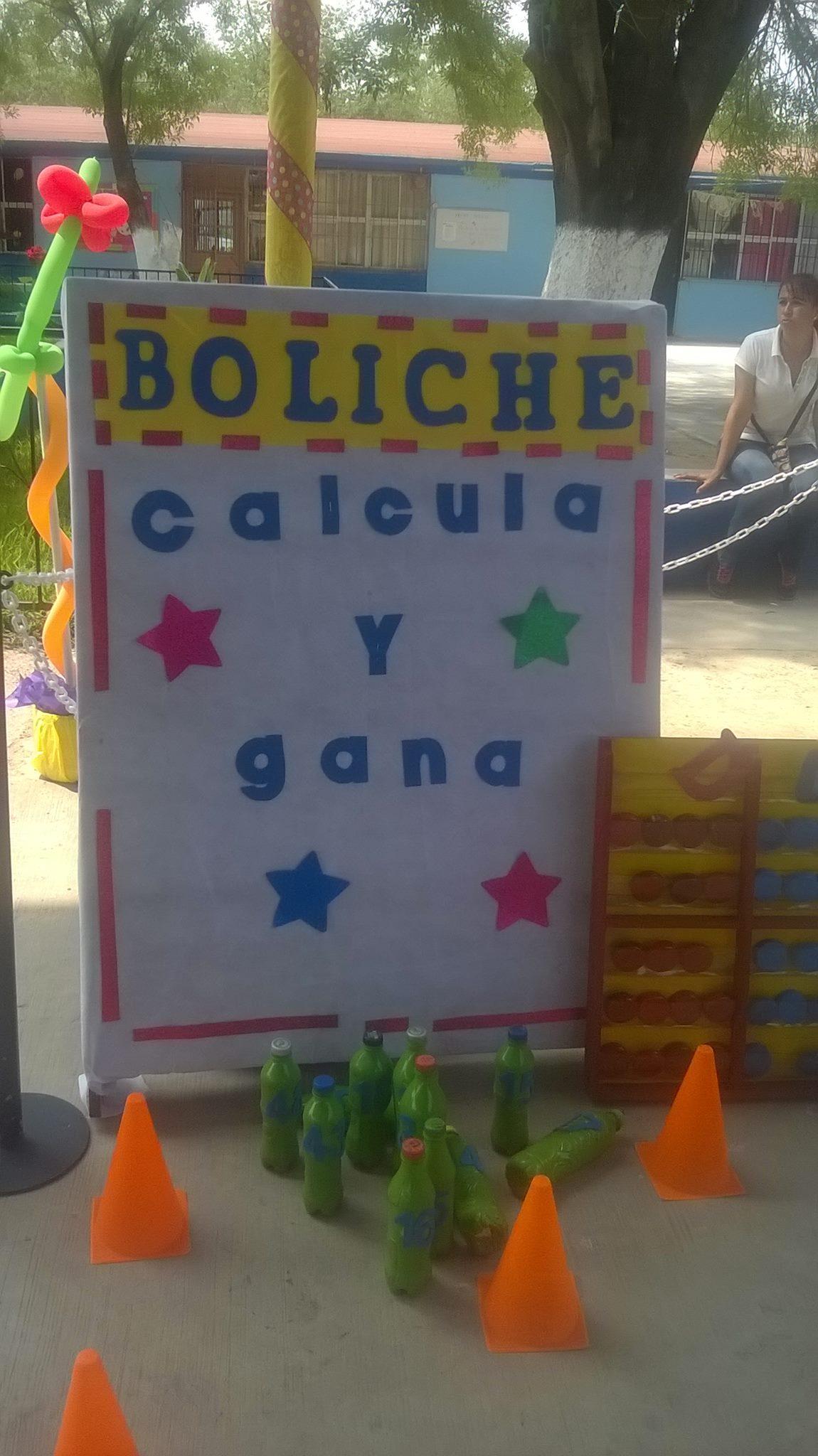 Feria matematica edici n verano 12 imagenes educativas Decoracion de espacios de preescolar