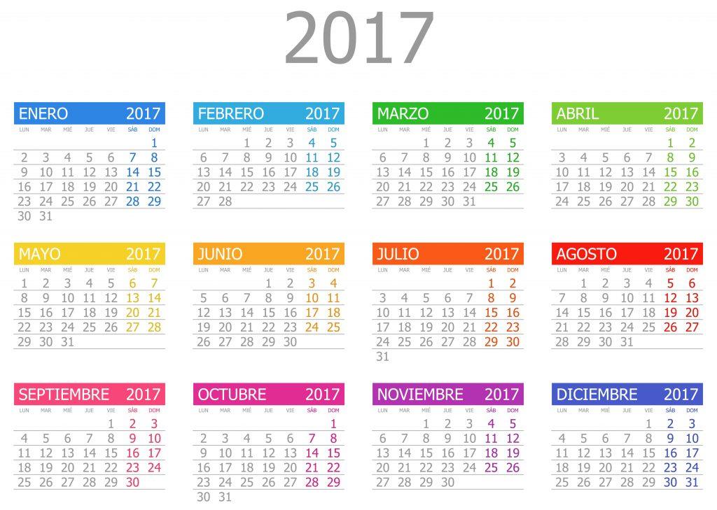 Calendario 2017 4 imagenes educativas for Ministerio del interior en ingles