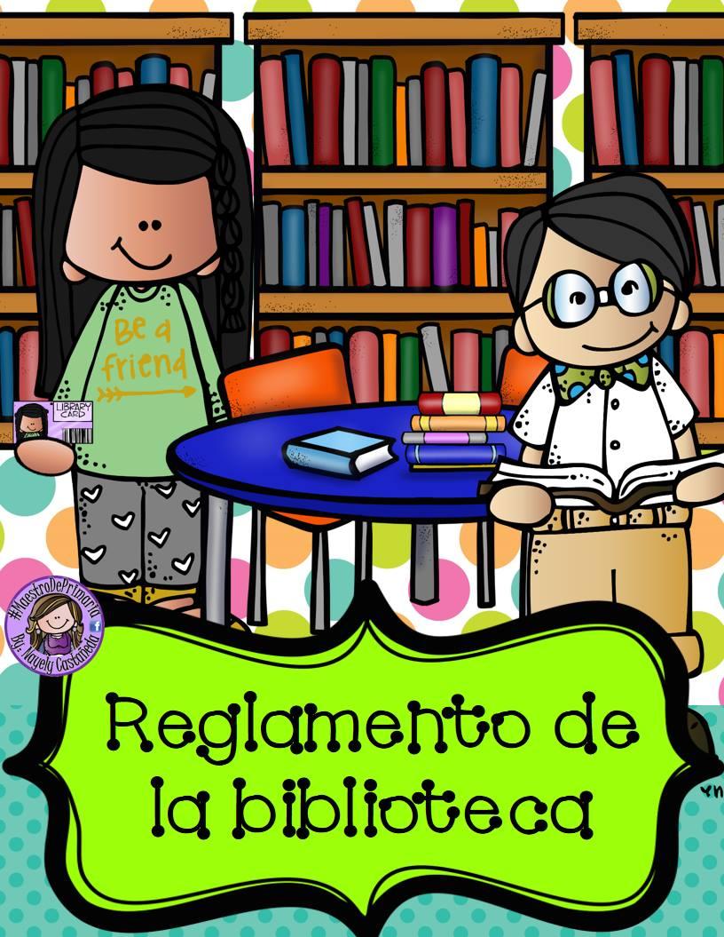 Reglamento de la biblioteca escolar 1 imagenes educativas for Como mantener silencio en un comedor escolar