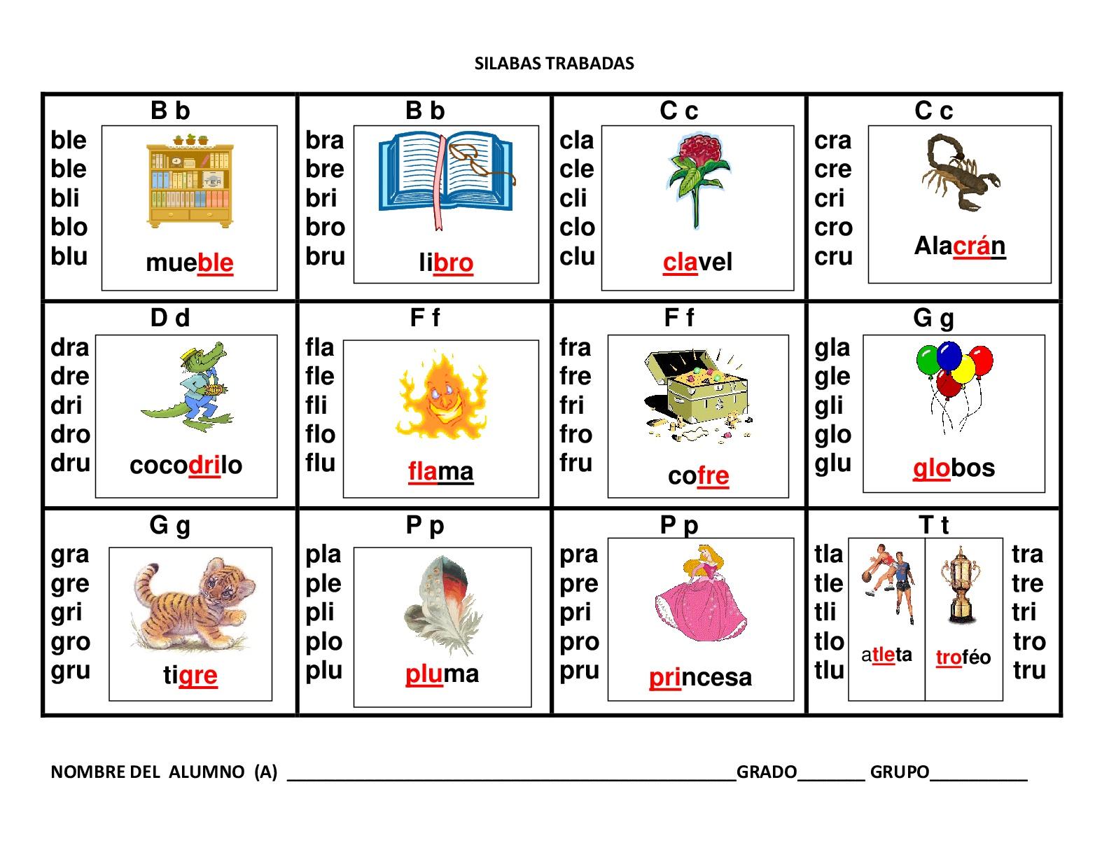 Imagenes Educativas Para Descargar: Silabario-en-gran-formato-3