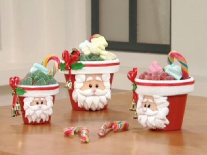 Dulceros navidad navide os 13 imagenes educativas - Manualidades de navidad para ninos paso a paso ...
