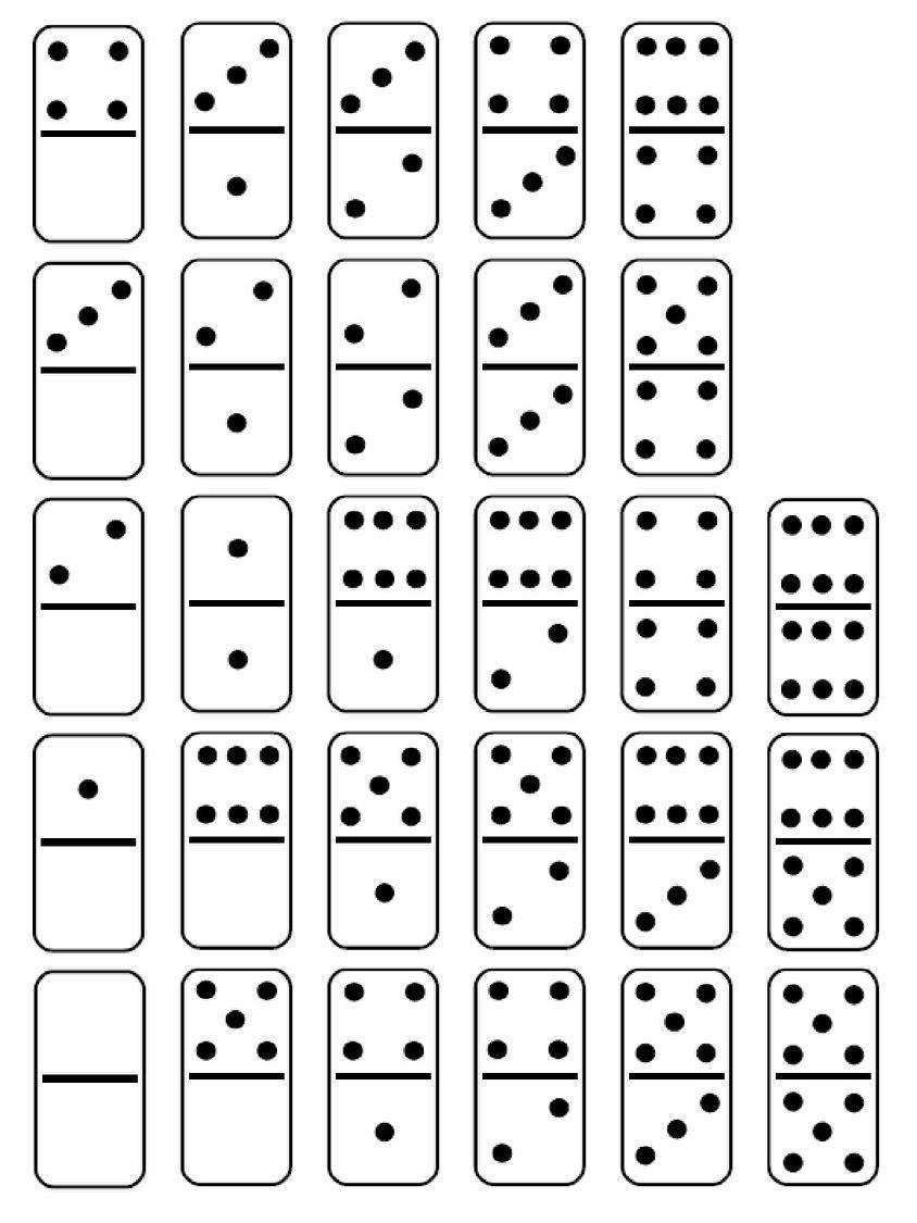 Cuaderno interactivo multiplicaci n 20 imagenes educativas for Fichas de domino