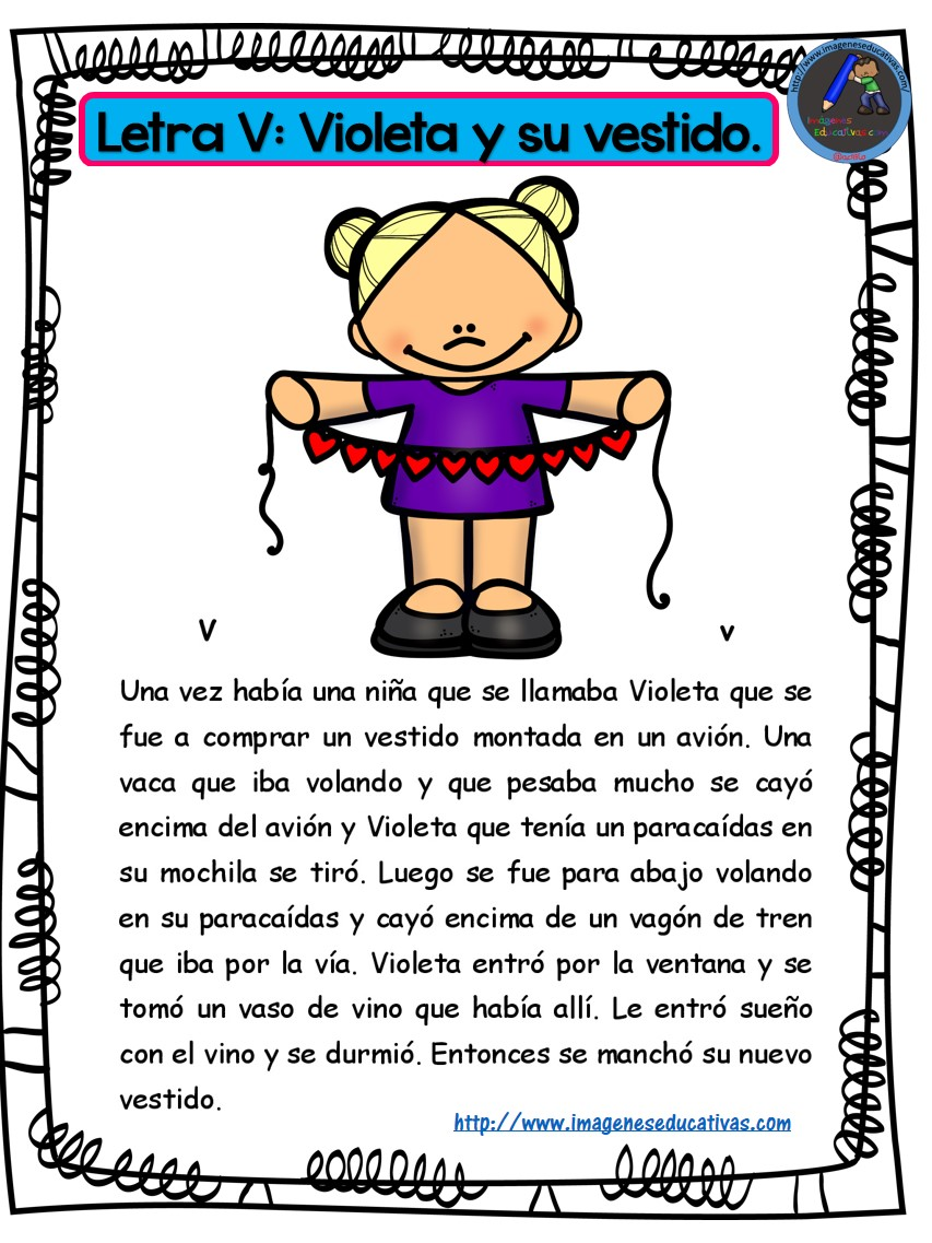 Cuentos para niños y niñas con las letras el abecedario ...