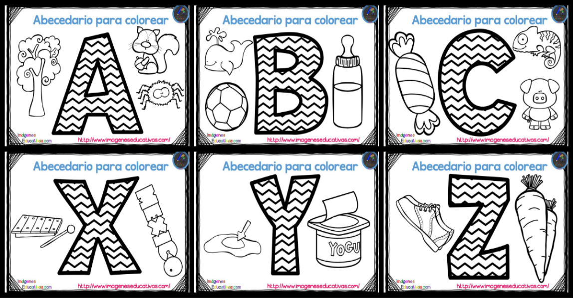 abc Archivos - Imagenes Educativas
