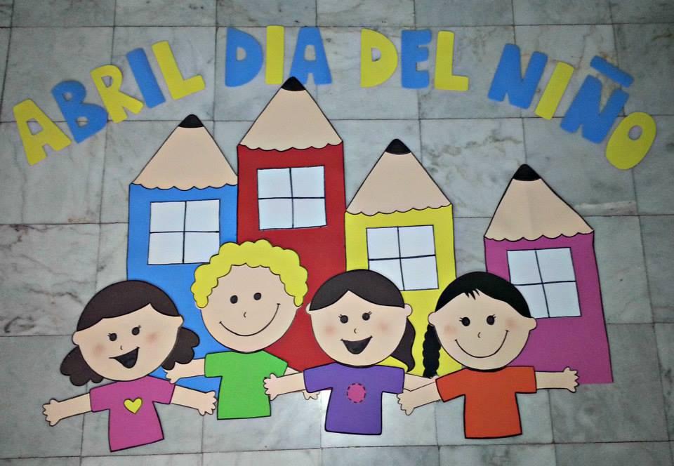 Periodico mural mes de abril 2 imagenes educativas for Como elaborar un periodico mural escolar