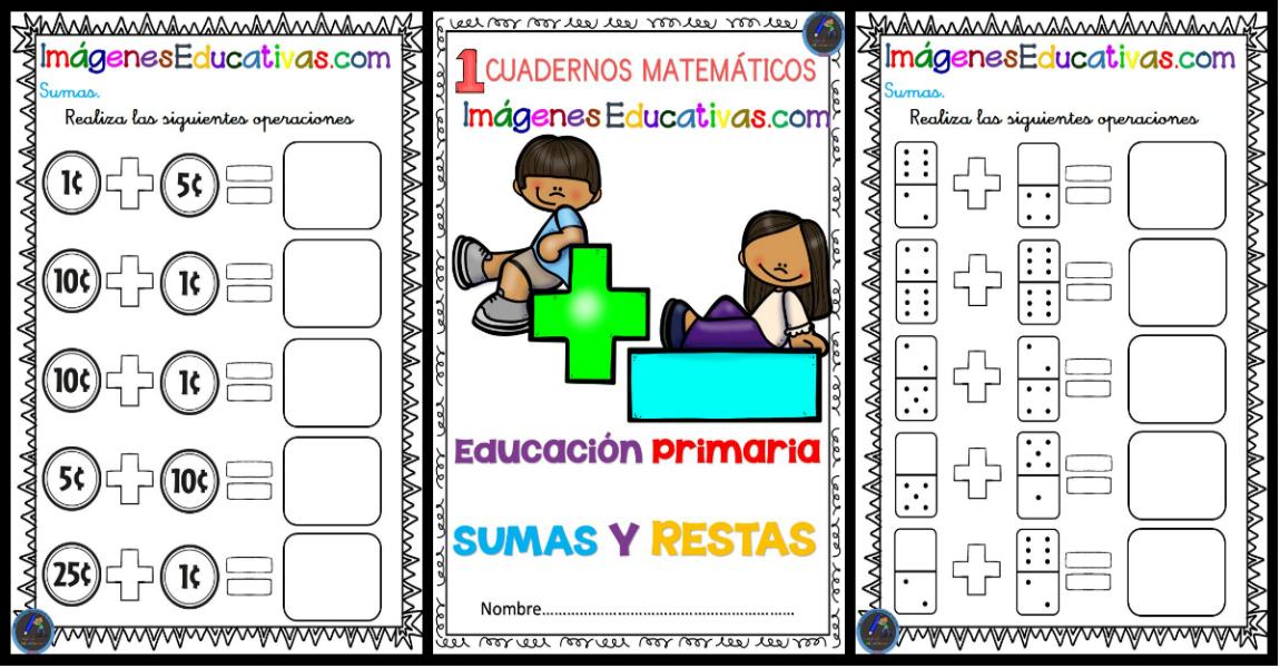 Imagenes Educativas Para Descargar: Cuadernos Imágenes Educativas Educación Infantil Y
