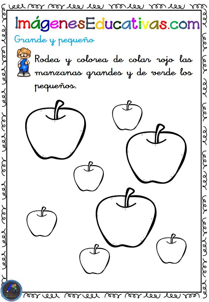 Cuadernos Imágenes Educativas + de 3 años NÚMERO 1 (6 ...
