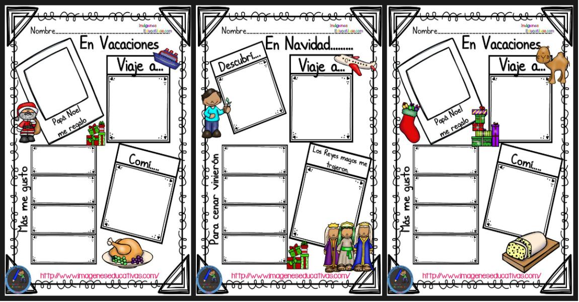 Fichas para trabajar el primer d a de clase despu s de for Actividades para el primer dia de clases en el jardin