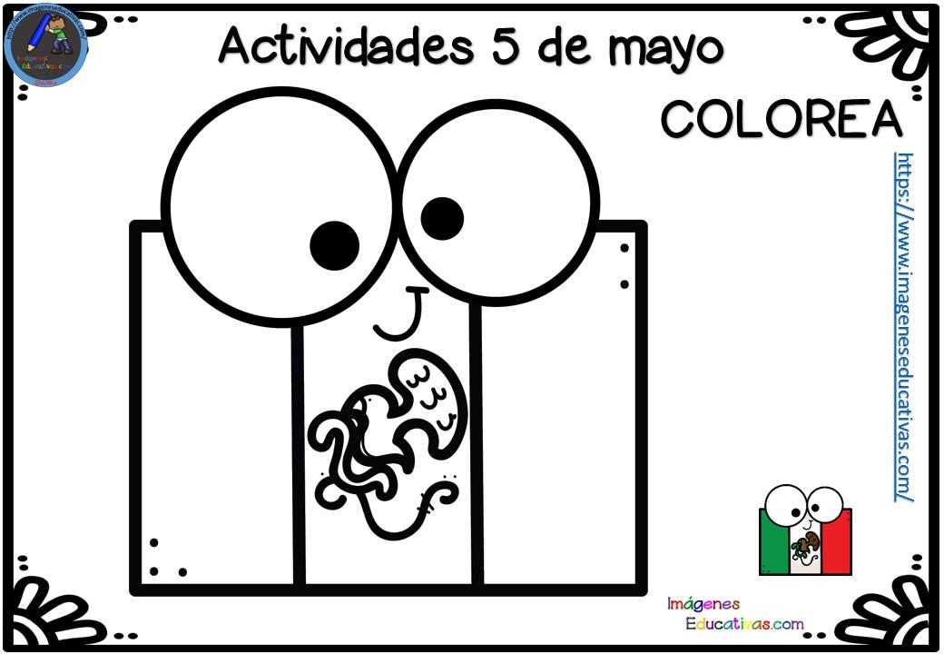 Actividades para celebrar el 5 de mayo (8) – Imagenes ...
