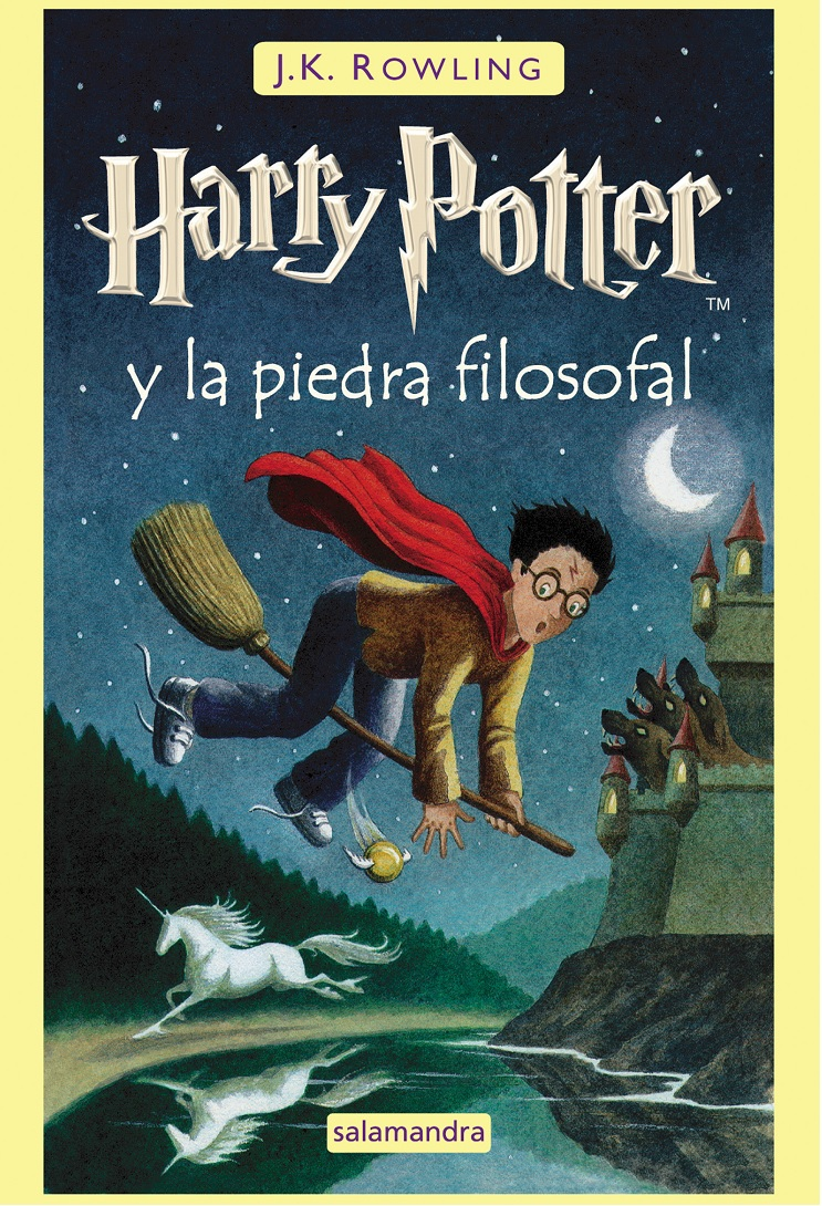 descargar libros de harry potter